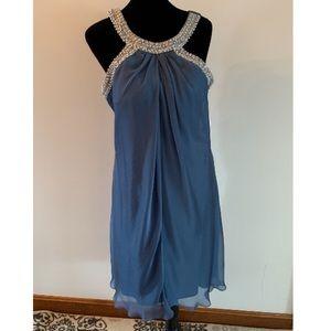 Dress Barn Pearl and Rhinestone Accented